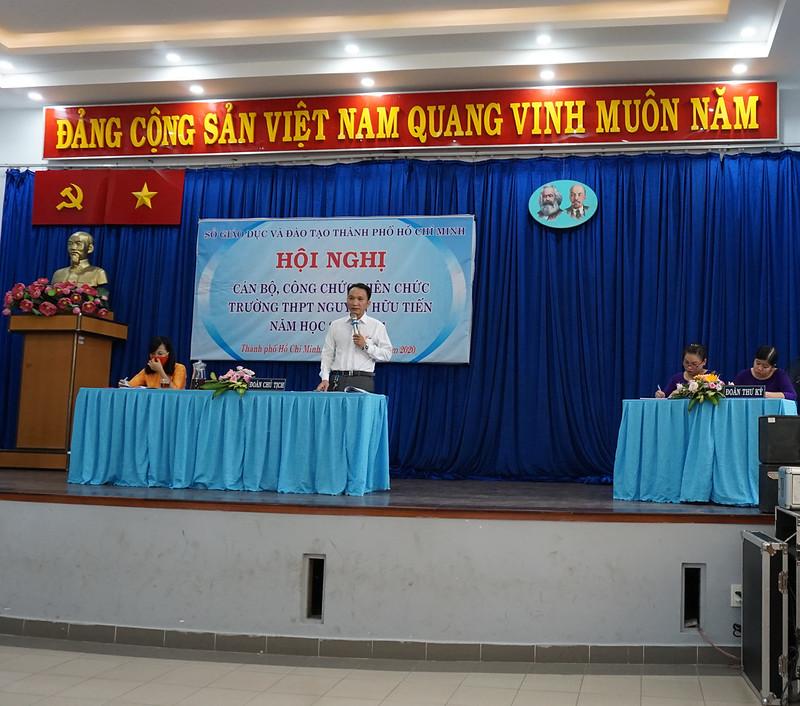 Hội nghị CBCCVC