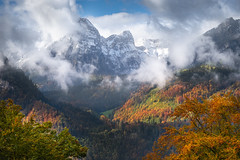 The beginning of autumn by antongalitch