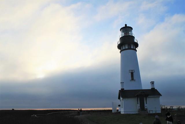 Sunlight near the Lighthouse