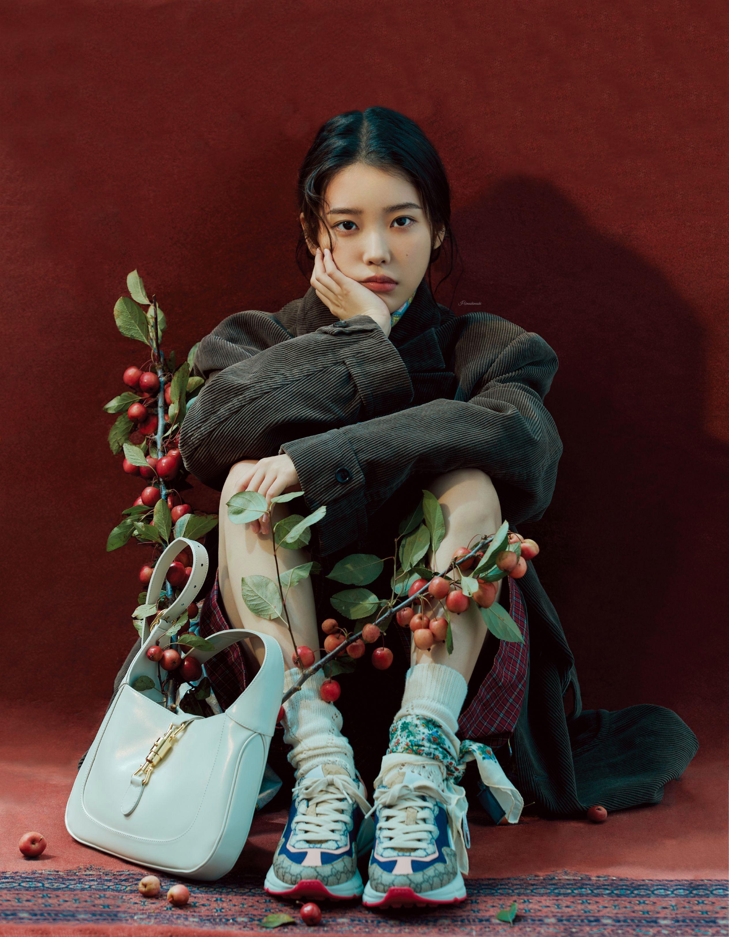 오마이걸(OH MY GIRL) 아린(Arin) 에스콰이어 2020 9월호 화보 :: 꿀재미