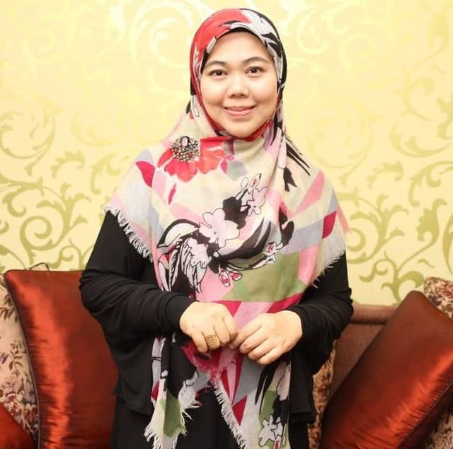 Datuk Nor Hafizah Musa dalam bicarawara Kasih Junjungan di TV1