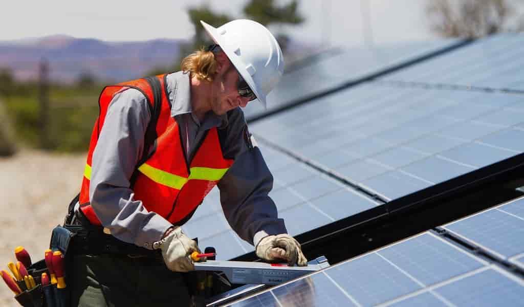 Une partie de l'Australie est alimentée par l'énergie solaire