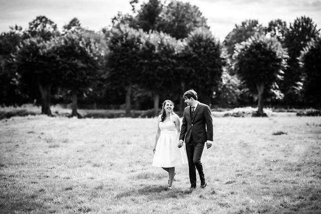 Huwelijk Jolien & Bert