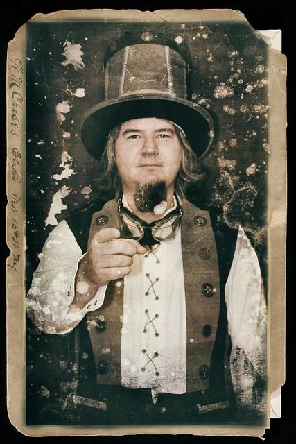 Steampunk Puritan