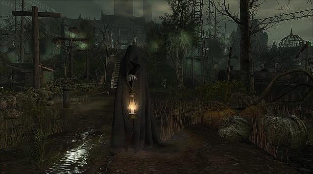 Stranger on the path