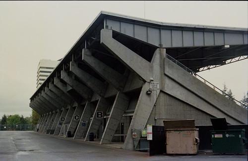 Pandemic stricken stadium