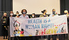 Human Rights Tribunal Berlin: Health is a human right!