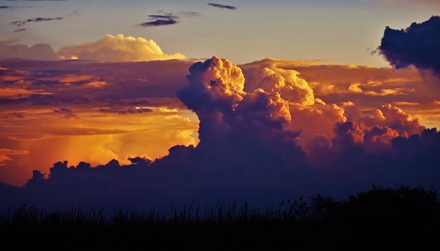 Big-Sky Thunderhead