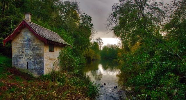 Woodchester Boathouse
