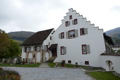 Pfarrkirche Oltingen, rectory
