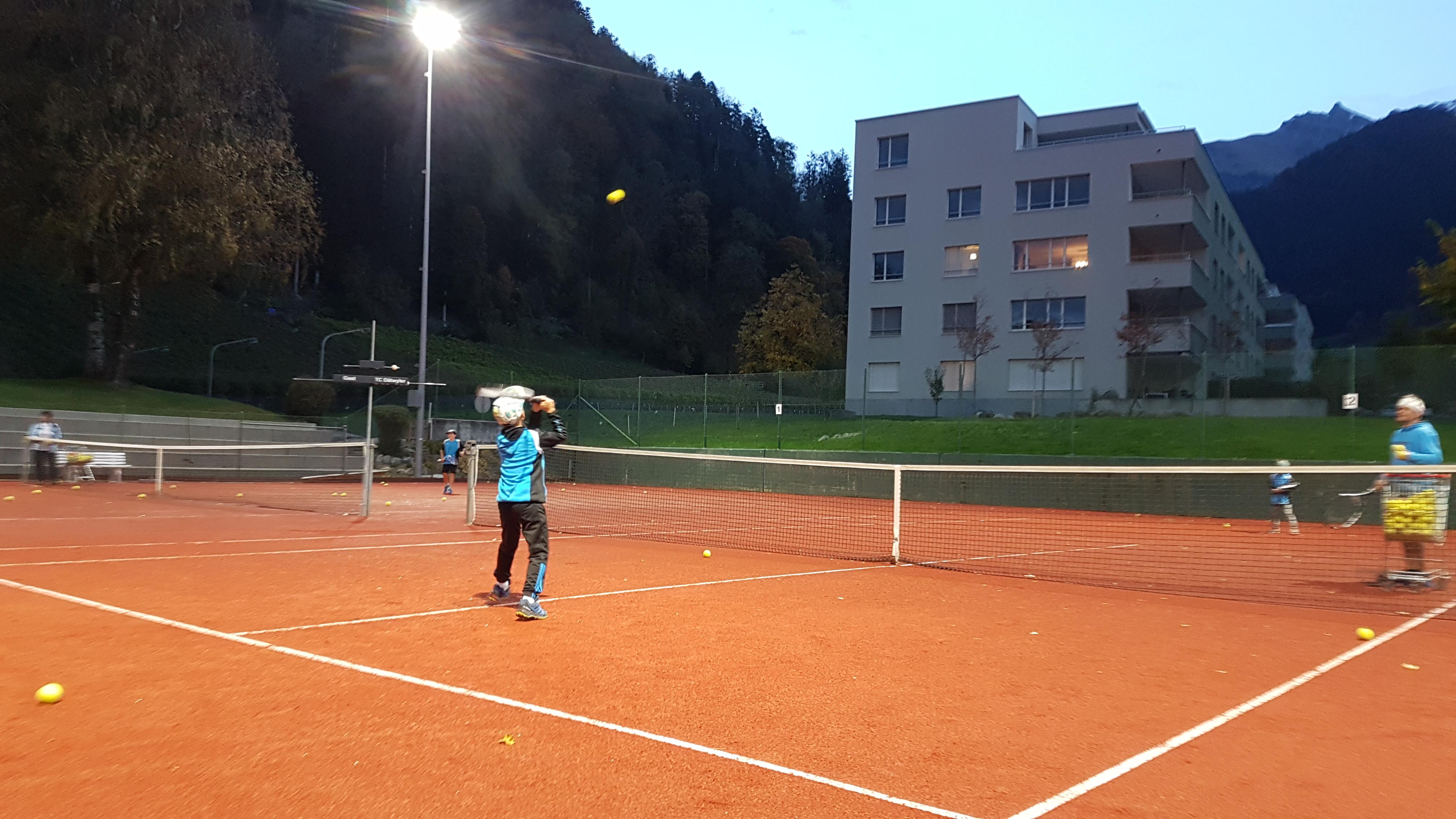 Federer? Nadal? Jugi Bürglen!
