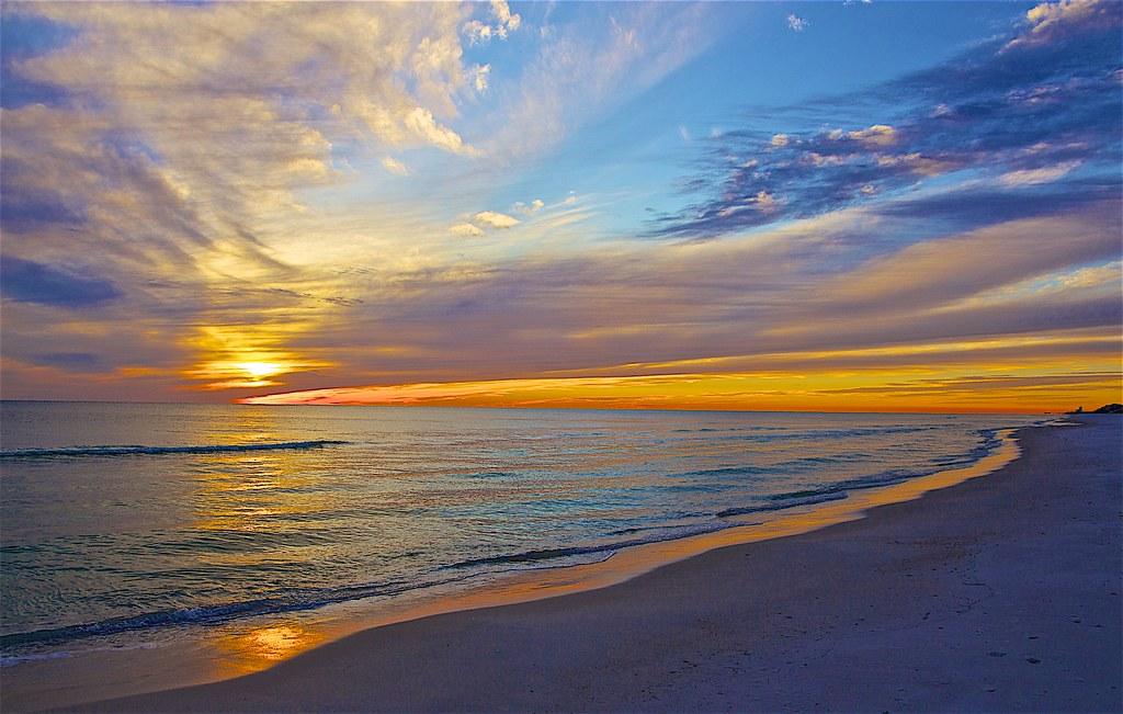 Beautiful Florida Sunset!