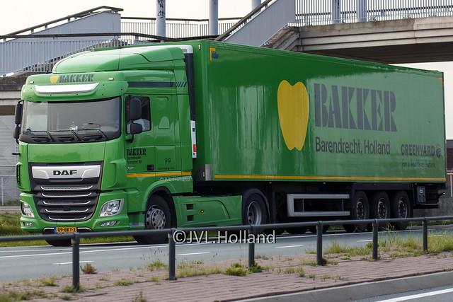 DAF XF 450  NL  BAKKER 200911-008-C6 ©JVL.Holland