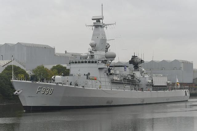 BNS Leopold I - Braehead - 03-10-20