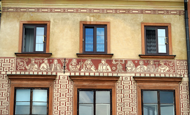 Polish Architectural Features