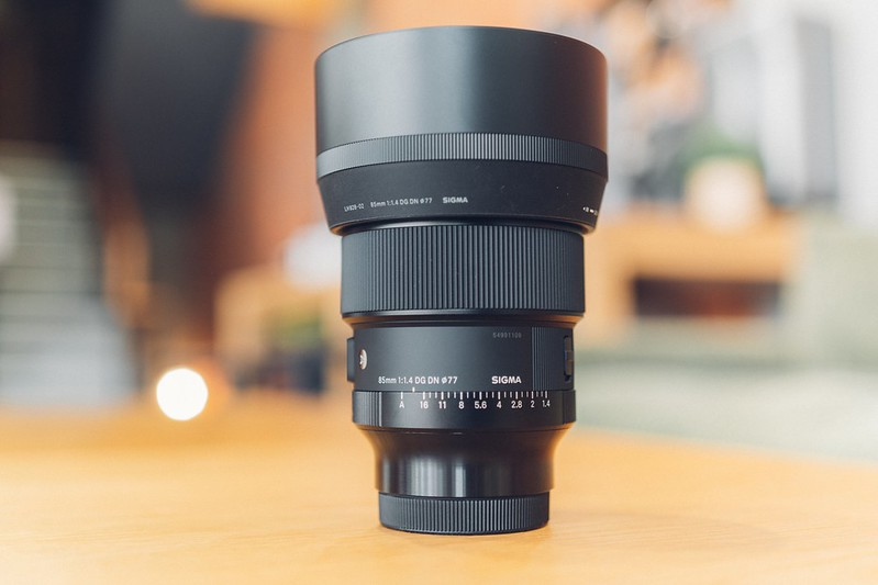 SIGMA 85mm f/1.4 DG DN ART|For Sony E