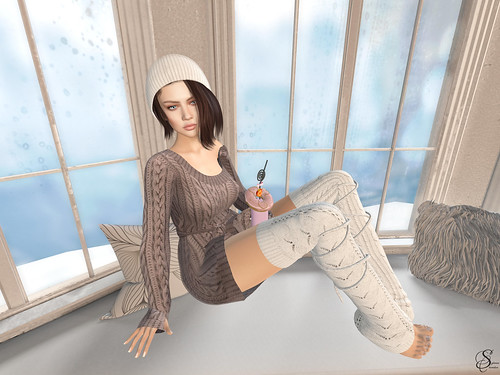 Warm & cozy | by Blogger @ Syleena Sheridan - The fashion gallery