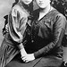 Hannah Arendt with mother, 1914
