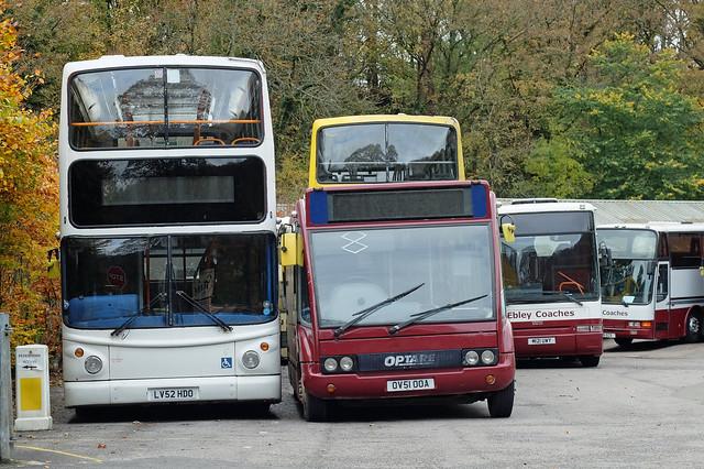 Ebley Coaches Depot, Nailsworth