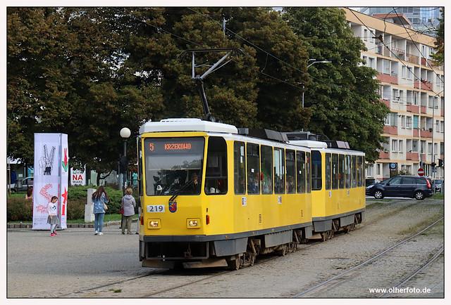Tram Szczecin - 2020-23