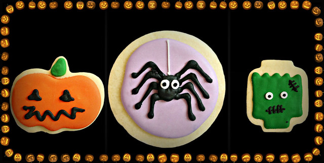 2020 Sydney: Spooky Biscuits