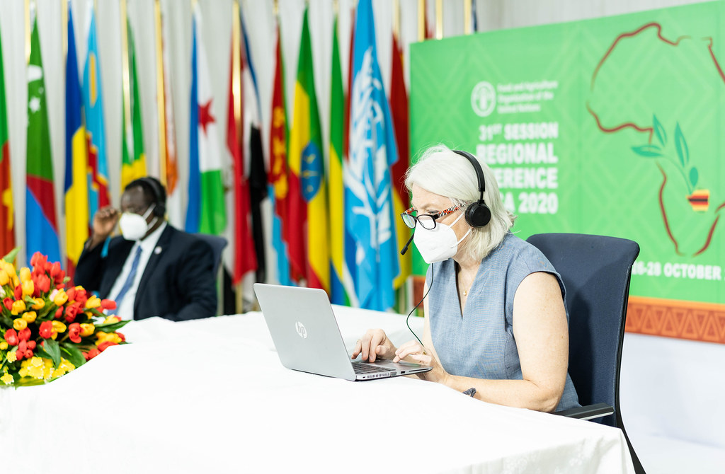 FAO Regional Conference for Africa (ARC31) - 26-28 Oct 2020