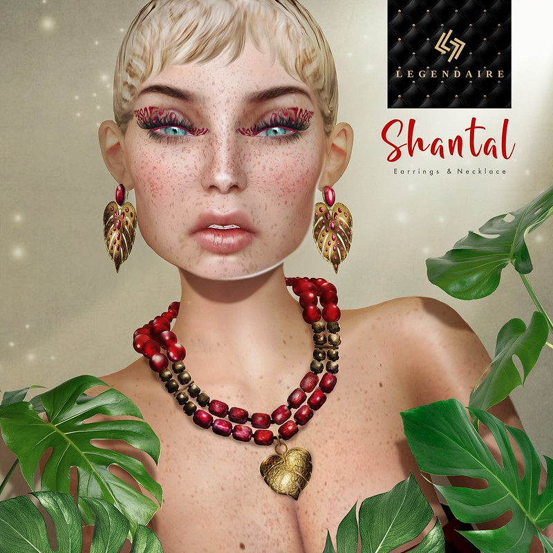 Shantal Set by LEGENDAIRE