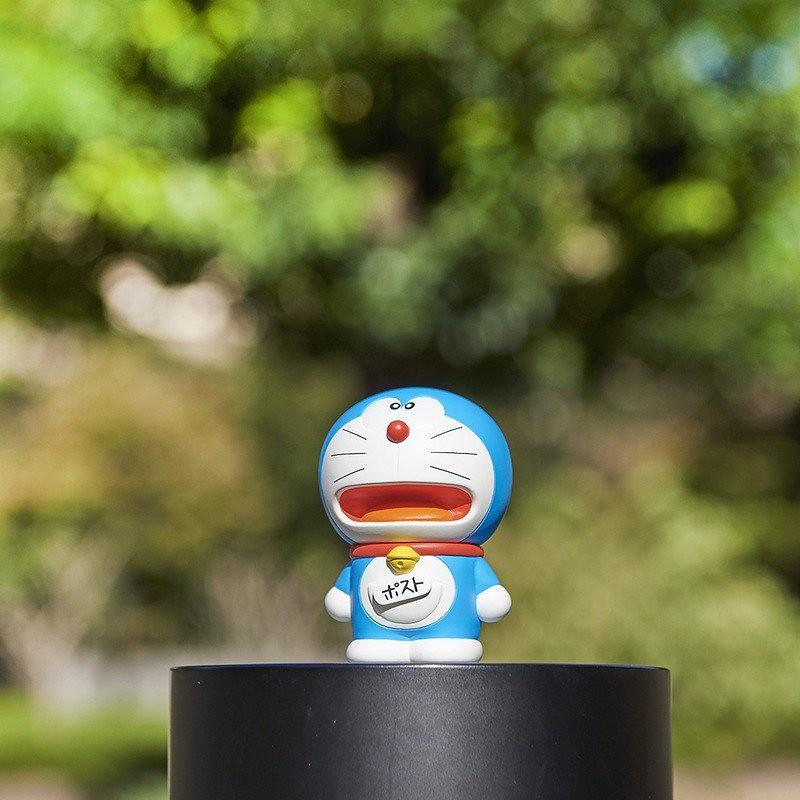 日本郵局「哆啦A夢50週年系列」第二彈!萌到不行的哆啦A夢郵筒造型存錢筒登場~