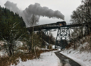 Hüttenbach Viaduct | by Kingmoor Klickr