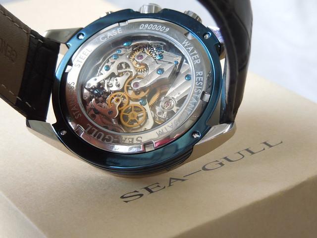 Sea-Gull Chronograph ST19 Movt