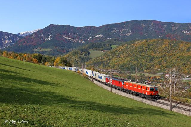 ÖBB 1144 040 & 1293 187 | STEC 40513 | Eichberg a. Semmering (A)