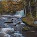 Sgwd Ddwli Uchaf (Upper Gushing falls)