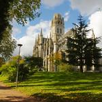 Rouen - Abbaye Saint-Ouen
