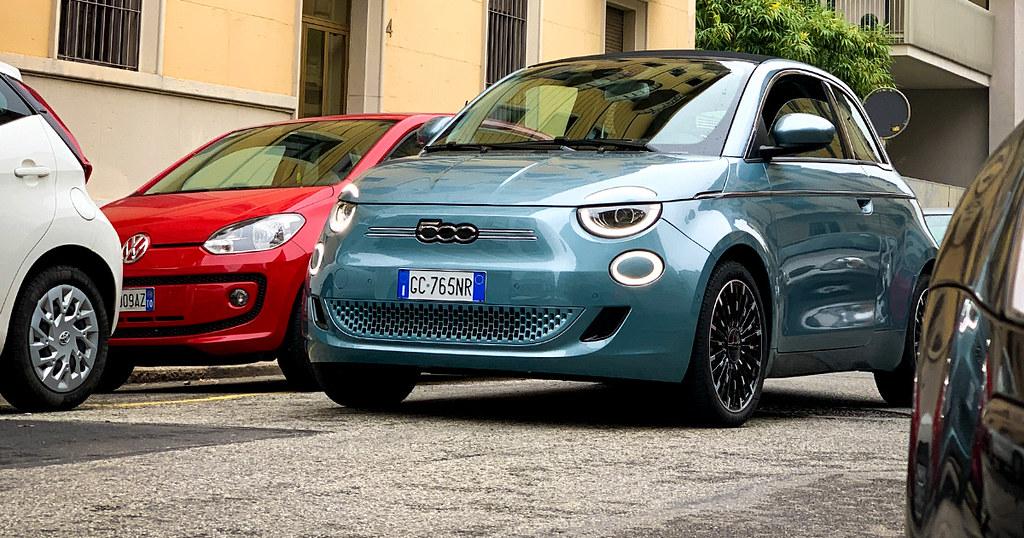 Essai vidéo : Nouvelle FIAT 500