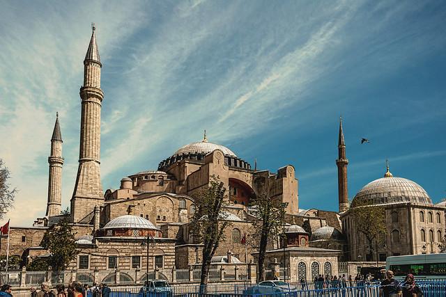Ayasofya Camii (The Hagia Sophia Mosque)