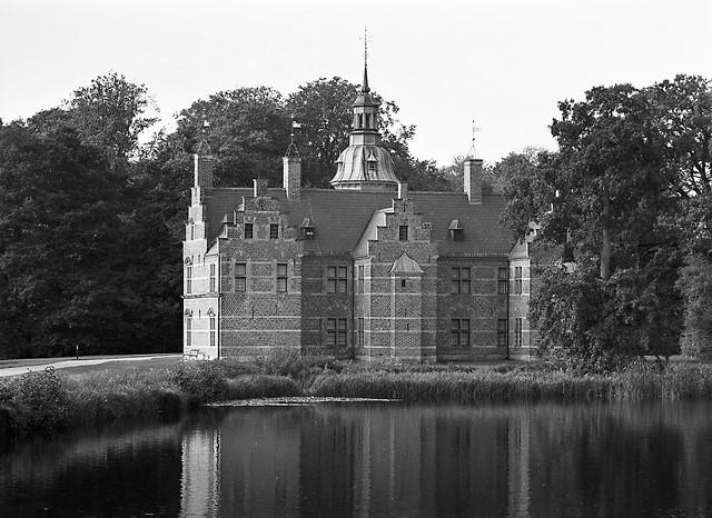 Badstueslottet, Frederiksborg Slot