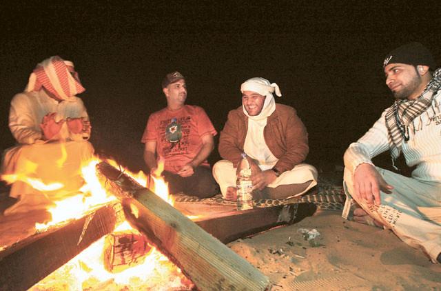5456 SR 200 fine on BBQ and public bonfire in Saudi Arabia 01