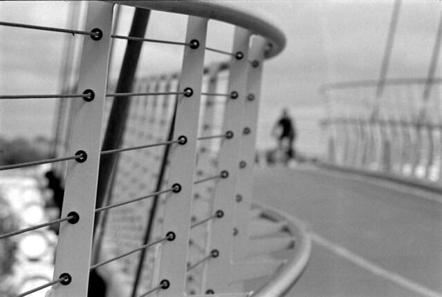 Martin Sabo Bridge Biker