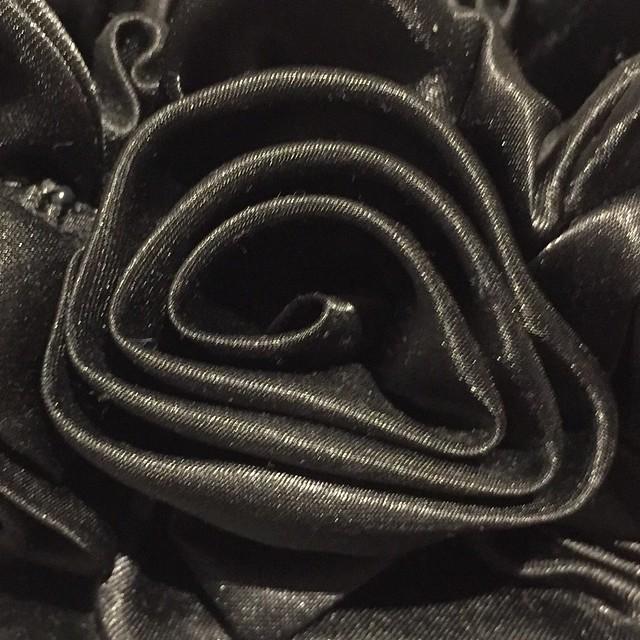 The black rose. HMM.