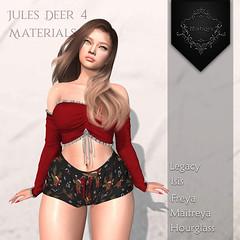 [M] Jules Deer 4AD