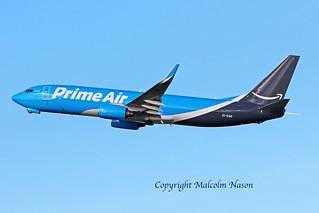 B737-8AS(BCF) EI-DAD AMAZON PRIME AIR\ASL AIRLINE