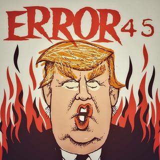 Error 45 : Vote!