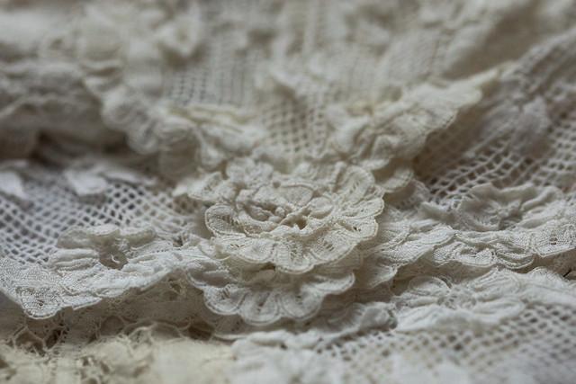 a bit of lace