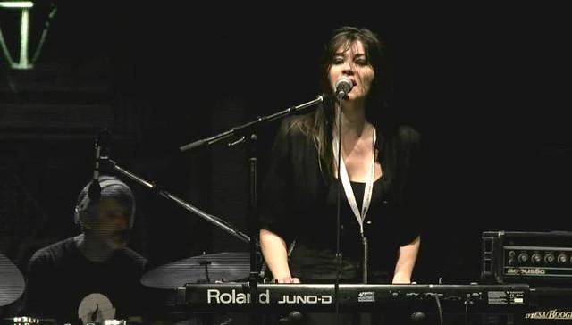 klavirsko nebo Sana Garic_ (foto Nisvill jazz festival)