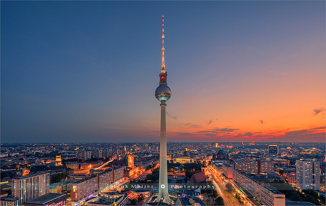 An Evening In Berlin - Germany