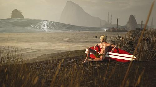 Ash Falls Surf