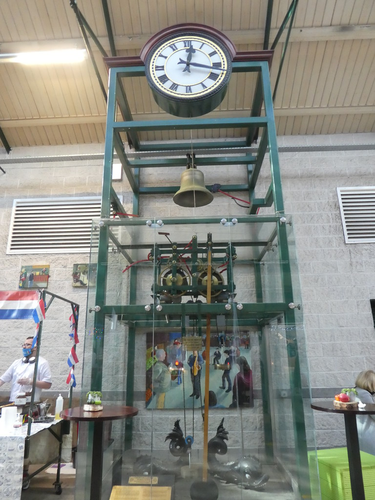 St. George's Market Hall Clock, Belfast