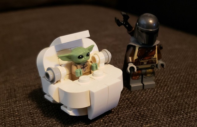 The Child (aka Baby Yoda) - Floating Pod