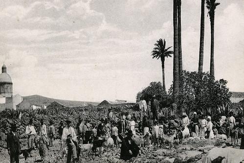Imagen promocional de las Jornadas de Patrimonio Histórico de Agüimes