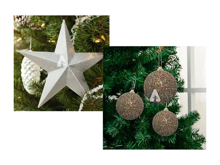Christmas Decorations at Pine Concept